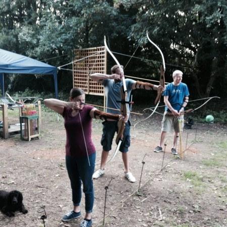 Archery Fordingbridge, Hampshire