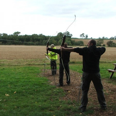 Archery Market Harborough, Leicestershire